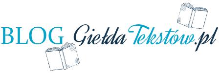 Blog Giełdy Tekstów Logo