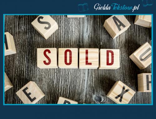 Złote zasady copywritingu sprzedażowego, czyli jak pisać, żeby sprzedać?