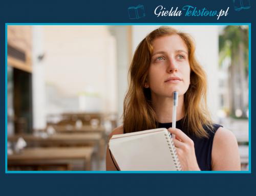 3 ćwiczenia dla copywritera, czyli jak trenować umiejętność pisania?