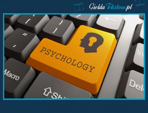 Psychologia w copywritingu, czyli jak świadomie wpływać na odbiorców poprzez tekst?