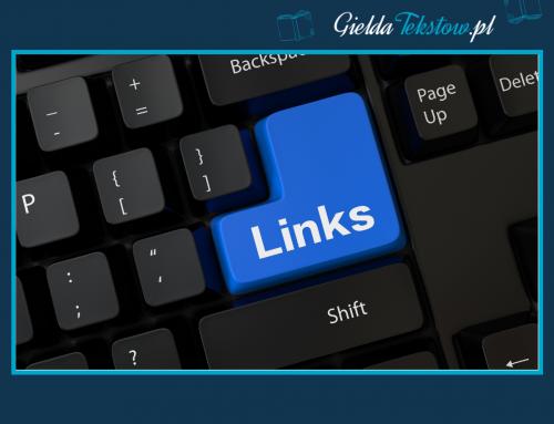 Linkowanie- rodzaje, sposoby i cele